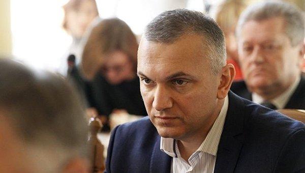 1-ый заммэра Львова Пушкарев уволен сработы посоглашению сторон