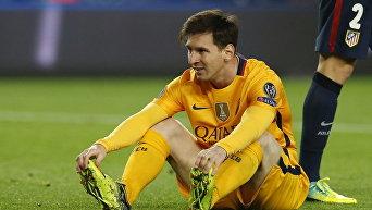Футболист Лионель Месси