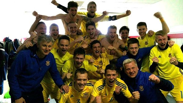 Сборная Украины U-17 обыграла Австрию ипробилась в заключительную часть ЕВРО