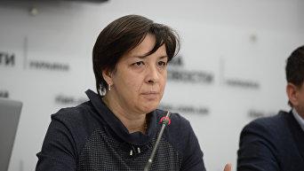 Вице-президент УСПП Юлия Дроговоз