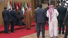 Президента Ливана упал на саммите ЛАГ