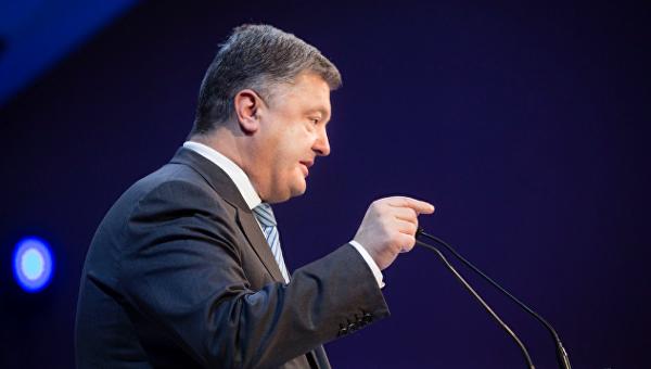 Порошенко: вевропейских странах приняли решение создать для Украины «план Маршалла»