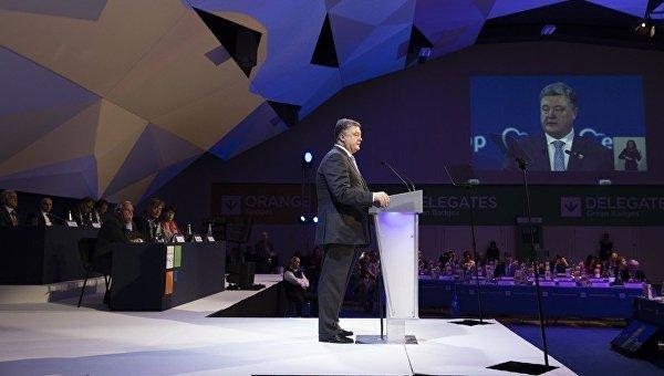 Российская Федерация желает «столкнуть EC сгоры»— Порошенко