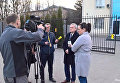Чрезвычайный и Полномочный Посол Республики Польша в Украине Ян Пекло