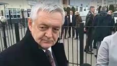 Чрезвычайный и Полномочный Посол Республики Польша в Украине Ян Пекло. Архивное фото