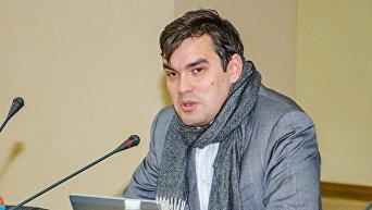 Эксперт в сфере ІТ-технологий Виктор Валеев. Архивное фото