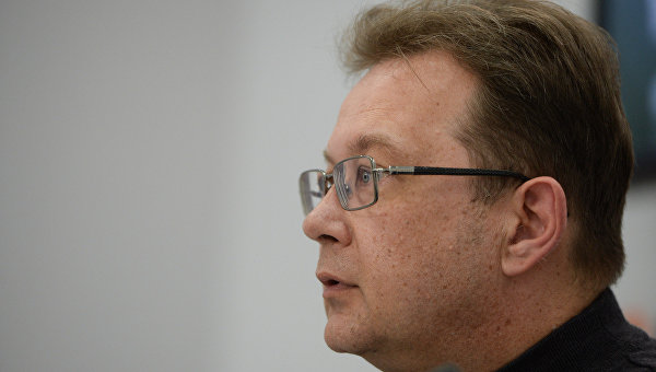 Исполнительный директор Общественной организации Экономический дискуссионный клуб Олег Пендзин