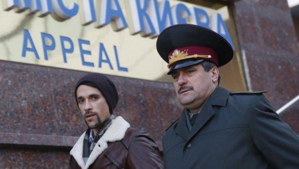 Генерал-майора ВСУ Виктор Назаров. Архивное фото