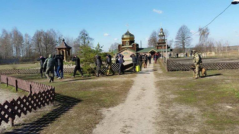 ВЧерниговской области устранили группировку, пытавшую наркозависимых
