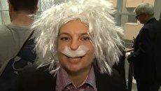 Рекордный парад двойников Эйнштейна в Канаде
