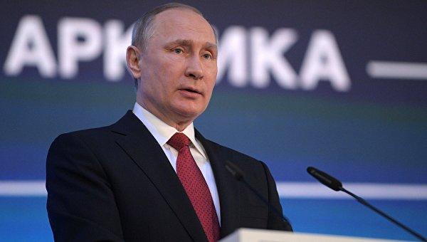 Путин заявляет, что ему невыгодно ухудшение отношений с Украинским государством
