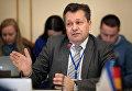 Глава делегации немецких политиков и бизнесменов, посетивших Крым, Андреас Маурер