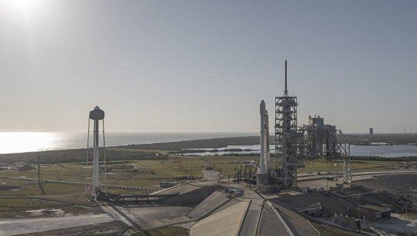 Повторный запуск первой ступени Falcon 9