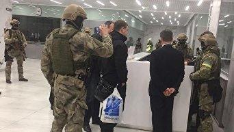 Обыски по делу табачной компании Тедис Украина