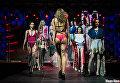 Показ белья на неделе моды «Мода Италия Минск»