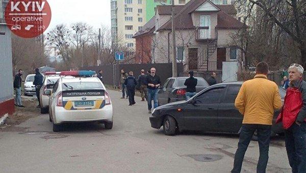 Погоня сострельбой. ВКиеве полицейские задержали четырех автоугонщиков