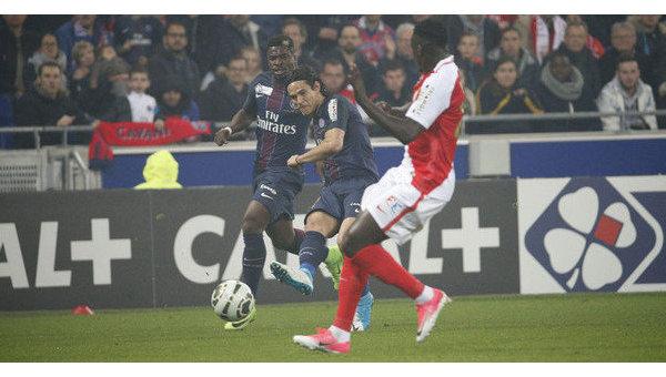 «ПСЖ» обыграл «Монако» вфинале Кубка французской лиги