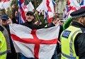 В Лондоне задержаны 14 человек после столкновений ультраправых и антифашистов
