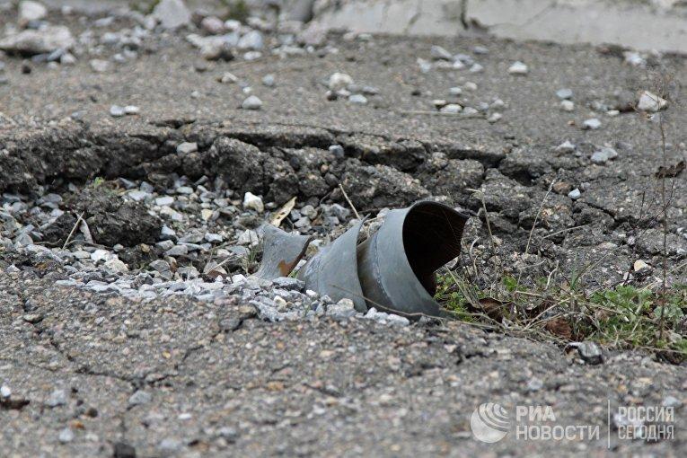 Донбасс: обстрелами ВСУ засутки повреждены 17 домов ишкола