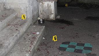 На месте убийства адвоката в Ровенской области