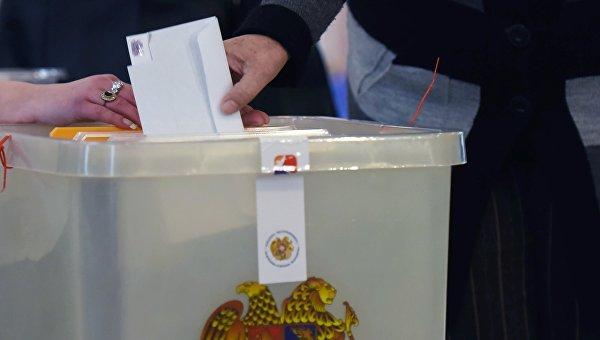 Выборы вАрмении: явка 60% ипервые результаты