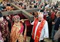 Многотысячный крестный ход в Тернополе