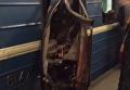 Последствия взрыва в метро Петербурга. Видео