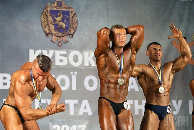 Кубок Львовской области по бодибилдингу и фитнесу