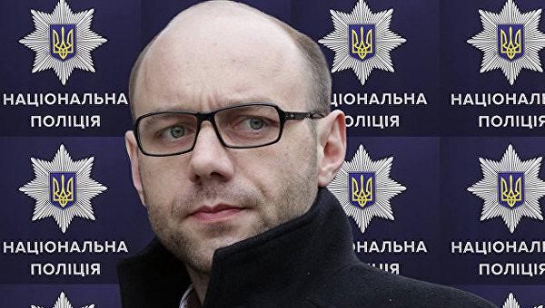 Полиция Киева иобласти переходит наусиленный вариант несения службы