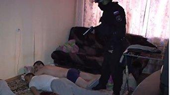 Задержание в Петербурге предполагаемых пособников террористов