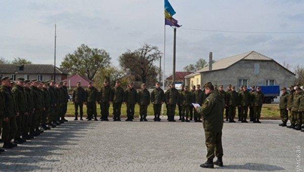 Дополнительные подразделения Нацгвардили ввели в Болград