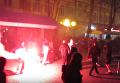 Сотни человек штурмовали газетную арку в Полтаве: кадры с места событий. Видео