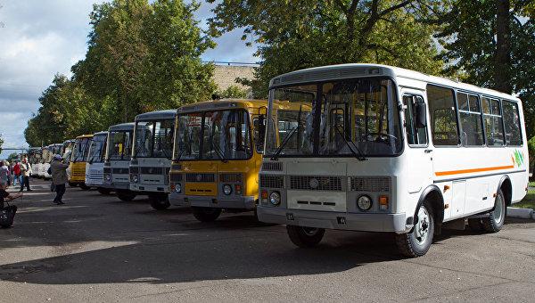 Взоне АТО чуть непотратили миллионы на русские автобусы