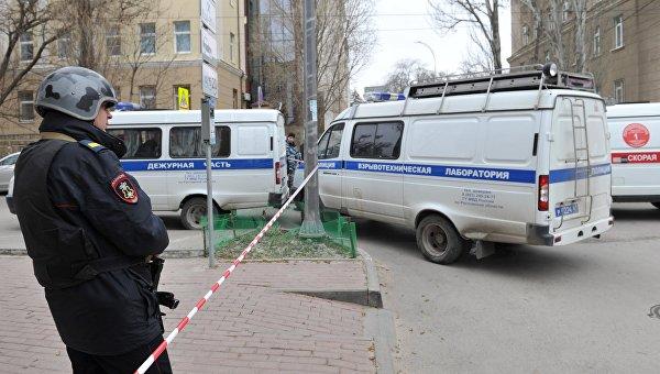 Вцентре Ростова-на-Дону произошел взрыв