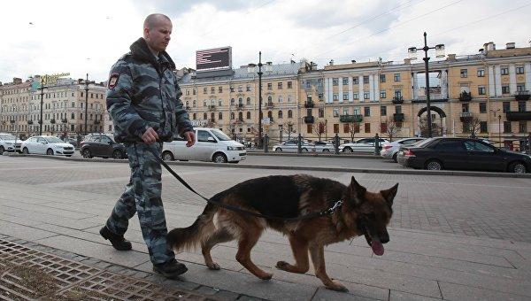 Усиление мер безопасности в Санкт-Петербурге