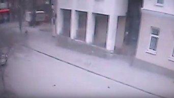 Видео взрыва в Ростове-на-Дону