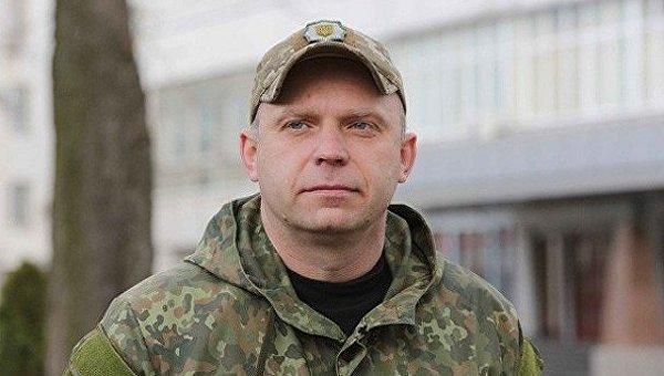 Полковник полиции Юрий Голубан