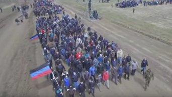 Подняты около 30 тыс резервистов. Беспрецендентная мобилизация в ДНР. Видео