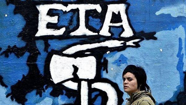 Баскская группировка данная вближайшие дни объявит осамороспуске