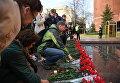 Акция памяти и солидарности Питер - Мы с тобой!