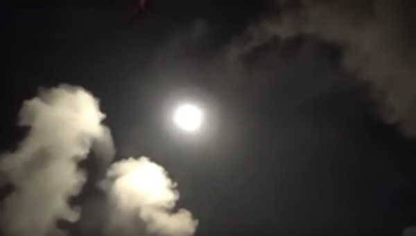 США разъяснилиЕС причины ракетного удара вСирии