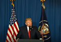 Ракетный удар США по Сирии: обращение Трампа к американцам. Видео
