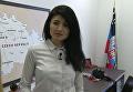 Нела Лискова, возглавившая представительский центр ДНР в Чехии