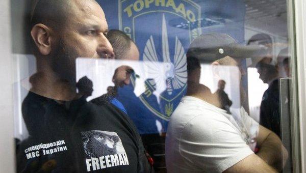 ВМинюсте сообщили, что боец роты «Торнадо» проломил голову сокамернику