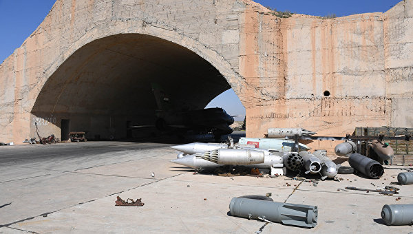 ВПентагоне прокомментировали удар поСирии