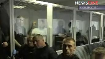 Торнадовец: бойцы были в усилении полицейских, сами не задерживали. Видео