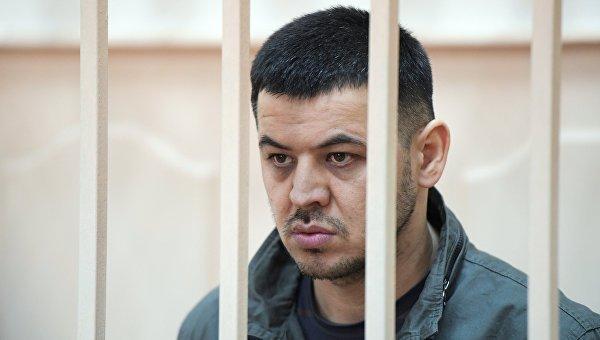 Рассмотрение ходатайства следствия об аресте предполагаемых соучастников теракта в метро Санкт-Петербурга