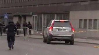 Онлайн-трансляция с места трагедии в Стокгольме. Видео