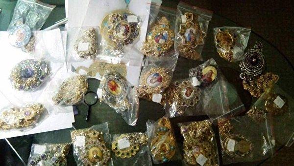 ВКиеве экс-поп пытался продать реликвии, принадлежавшие покойному митрополиту Владимиру