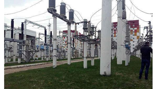 На месте травмирования детей на распределительной станции электроэнергии в Харькове